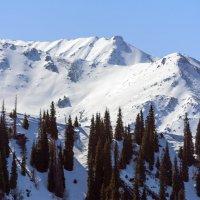 горы над горами :: Горный турист Иван Иванов