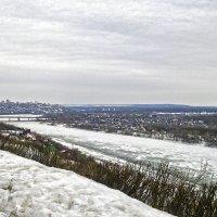 Зима на Белой :: Владимир Ростовский