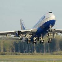 Боинг - 747 :: Олег Савин