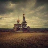 Церквушка :: Виталий Нагиев
