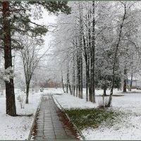 Турбаза Чусовая. Начало зимы :: Мария Кухта