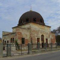 Бывшая  синагога  в  Черновцах :: Андрей  Васильевич Коляскин