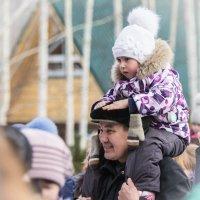 У деда на плечах :: Сергей Говорков