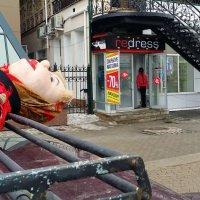 В городе больших манекенов и маленьких людей :: Татьяна Копосова
