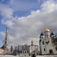 Сегодня 13 марта Николо-угрешский Монастырь. :: Ольга Кривых