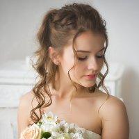 Нежное утро невесты :: Криcтина Байрамкулова