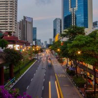 Сингапур 1 :: Иван Столяров