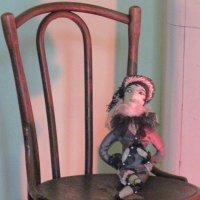 Кукла О. Глебовой- Судейкиной :: Маера Урусова