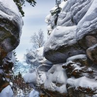 Причуды Каменного города :: Светлана Игнатьева