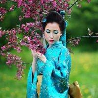 Весна в Японии)) :: Anton Megofoto
