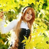 Золотая осень :: Anton Megofoto
