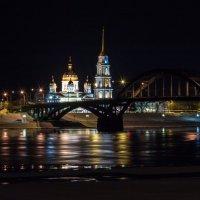 Огни ночного города :: Николай Буклинский