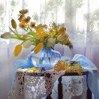 Солнечная магия весны... :: Валентина Колова