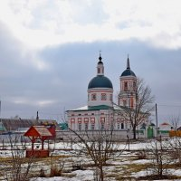 Церковь. :: vkosin2012 Косинова Валентина