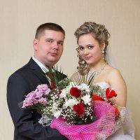 В день свадьбы :: Cергей Александров
