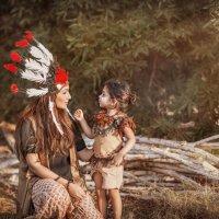 Индейцы :: Liza Hakimi