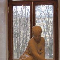 Девочка, играющая в кости :: Маера Урусова