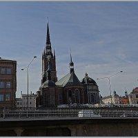 Церковь Риддархольмсчюркан :: Вера