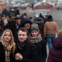 Средь шума городского :: Алексей Окунеев