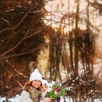 Весенний лес :: Марина Юдина