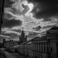 Весеннее небо :: Наталья Rosenwasser