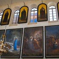 Церковь Святого Александра Невского в Иерусалиме. :: Maria Miller
