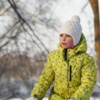 Зимние прогулки :: Сергей Куликов