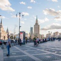 Площадь трех вокзалов :: Валерий Смирнов