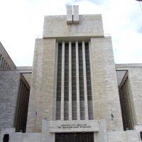Иерусалим. Центральная синагога :: Герович Лилия
