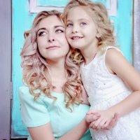 Любовь матери - это единственная любовь от которой нельзя ждать измены... :: Наталья Александрова