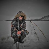 давненько не выбирался на лёд.. :: alecs tyalin