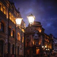 Ночь, улица, фонарь, аптека :: Ксения Базарова