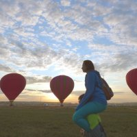 Легче воздуха.. :: Alexey YakovLev