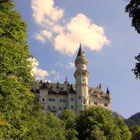 замок Neuschwanstein :: Olga