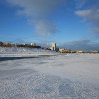Зимний пляж :: Лариса Чудиновских