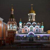 Собор Казанской иконы Божией Матери :: Евгений Голубев