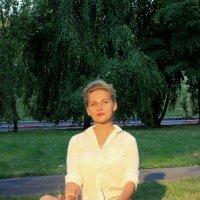 Вечером в городе на солнышко гляжу! :: Илья Харламов