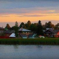 На Сиверском озере :: Надежда Бахолдина