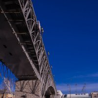 Под мостом :: Андрей Баськов