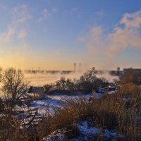 Новосибирская ГЭС и ее окрестности. :: cfysx