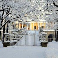 Пандус к висячему саду у Холодных бань :: Сергей