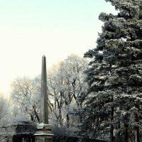 Кагульский обелиск :: Сергей