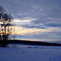 Не хочет уходить зима ... :: Евгений Юрков