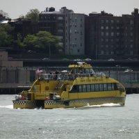 Водное такси Нью Йорка :: Natalia Harries