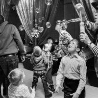 Пузыри... :: Елена Иванова