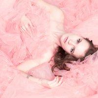 Розовое облако :: Анита Гавриш