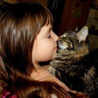 Поцелуй носиками :: оксана косатенко