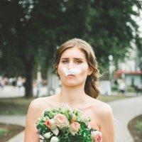 Моя забавная невеста) :: Анна Кувыкина