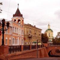 Каменный мост :: Андрей Хомяков