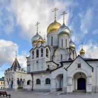 Собор Рождества Пресвятой Богородицы. Зачатьевского монастыря :: Евгений Голубев